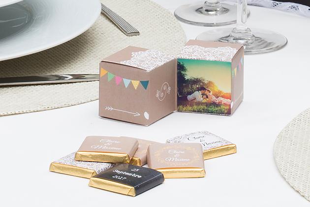 chocolat pour mariage